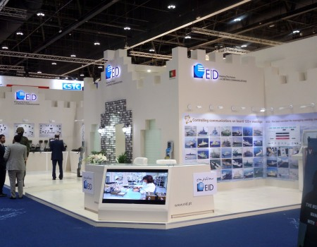 EID (PORTUGAL) STAND IN IDEX-2015-UAE